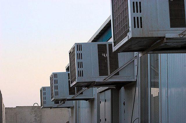 Klimatyzacja w pomieszczeniach