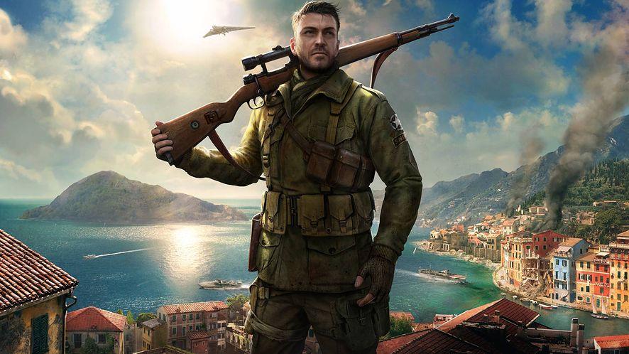 Sniper Elite 4 dostał dziś dużą aktualizację i fabularny dodatek. Przypadek?