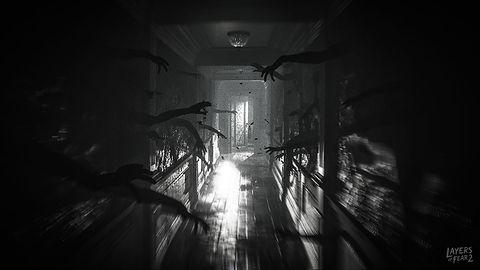 Layers of Fear 2 - na tym statku straszy
