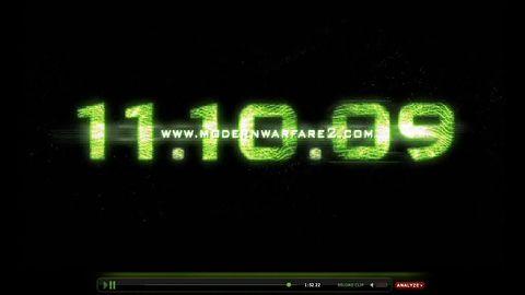 Modern Warfare 2 z datą wydania