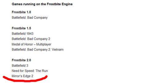 Mirror's Edge 2 jest w produkcji - to pewne
