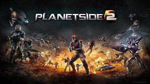 Planetside 2 posegreguje graczy według platformy