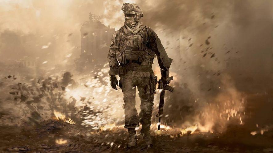 Remaster Modern Warfare 2 nie będzie sprzedawany w rosyjskim PS Storze