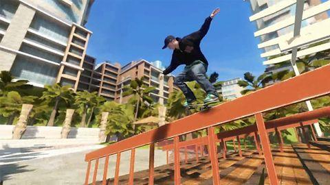 Skate 3 jedzie na Hawaje