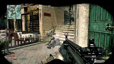 Dziewięć miesięcy dodatków do Modern Warfare 3