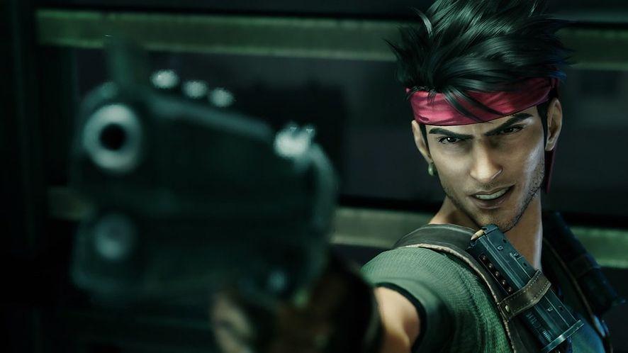 Twarze Final Fantasy VII Remake