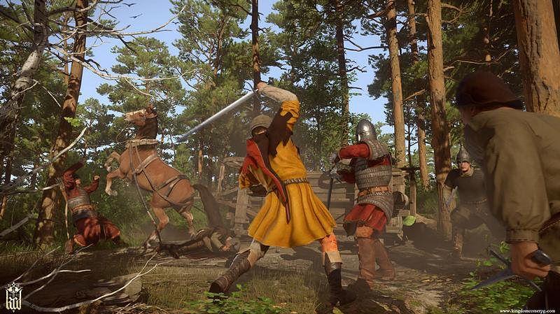 Już za niecały miesiąc ukaże się kolejne DLC do Kingdom Come: Deliverance