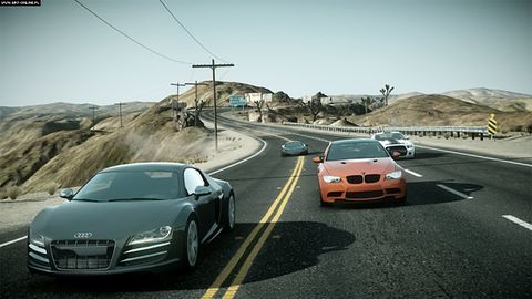 Electronic Arts chce filmu Need for Speed
