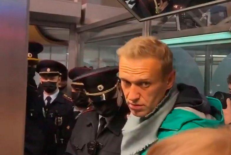 """Aleksiej Nawalny przemówił. """"Kpina"""""""