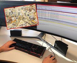 Okradli konta bankowe w całej Polsce. Wiele ofiar hakerów