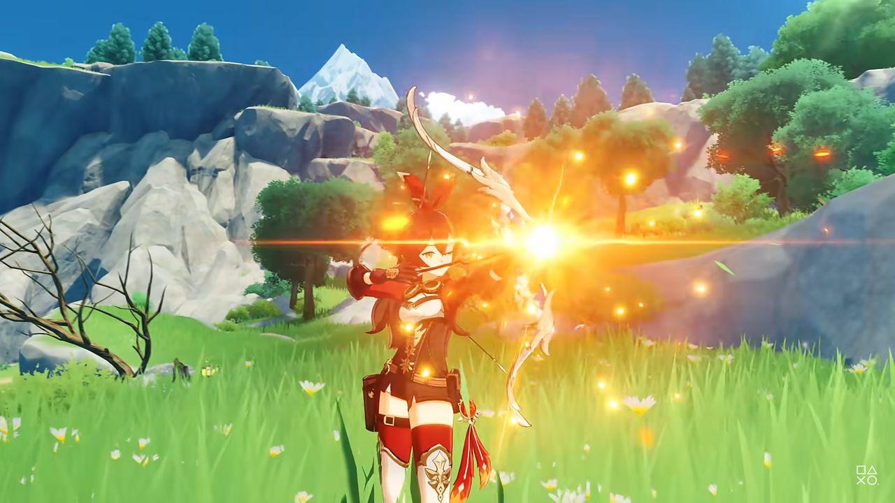 Genshin Impact to prawdziwy hit. Zarabia więcej niż Pokemon GO - Genshin Impact