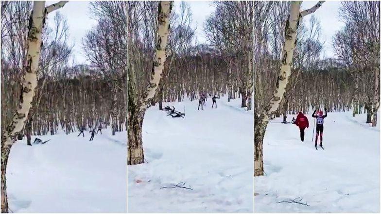 Śmiertelny wypadek podczas prestiżowych zawodów w Rosji