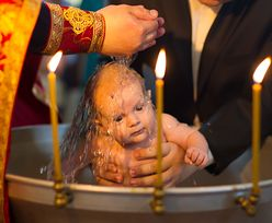 Tragedia podczas chrztu. Niemowlę zmarło