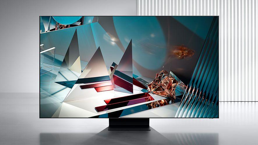 Samsung Q800T to telewizor, którego przystępna cena może zwiększyć zainteresowanie 8K, fot. Samsung