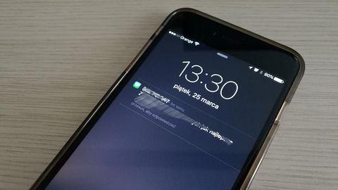"""Nowa metoda przestępców. Wysyłają SMS z """"wiadomością głosową"""""""
