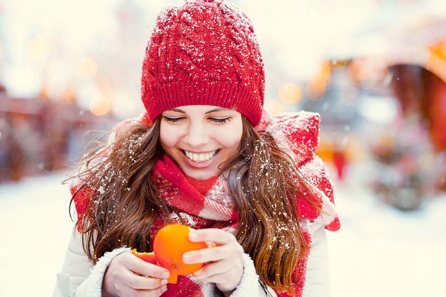 Wartości odżywcze mandarynek