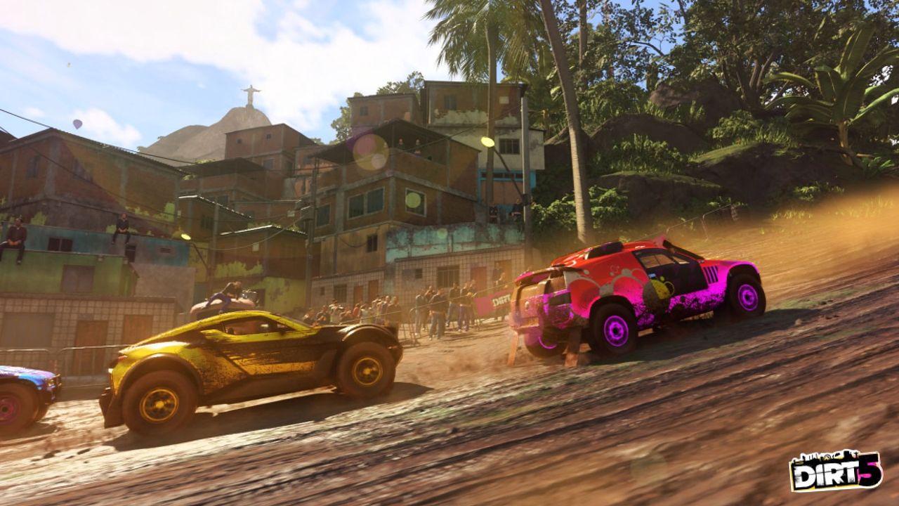 Take-Two wycofuje się z walki o Codemasters. Studio trafi pod skrzydła EA - Dirt 5