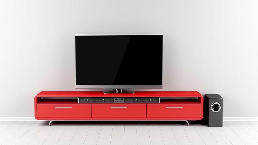 Soundbar z wbudowanym Androidem TV trafia do przedsprzedaży (depositphotos)