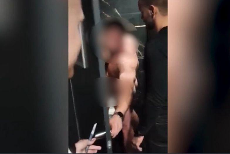 Nagrali nagą parę w toalecie. Seks w poznańskim klubie X-Demon