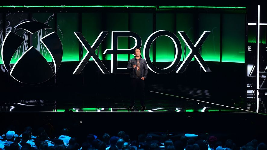 E3 od zawsze było ważnym wydarzeniem dla Xboxa /fot. AFP/EAST NEWS