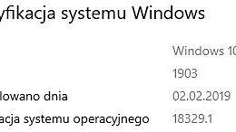 Jeśli lubisz poprawki i drobne nowości to Windows 10 w odsłonie 18329 jest idealny dla Ciebie