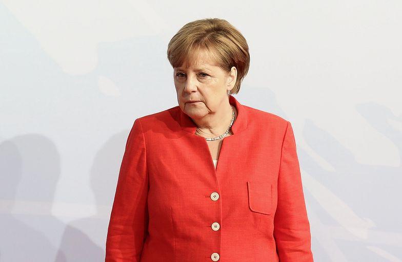 Angela Merkel o pandemii koronawirusa.