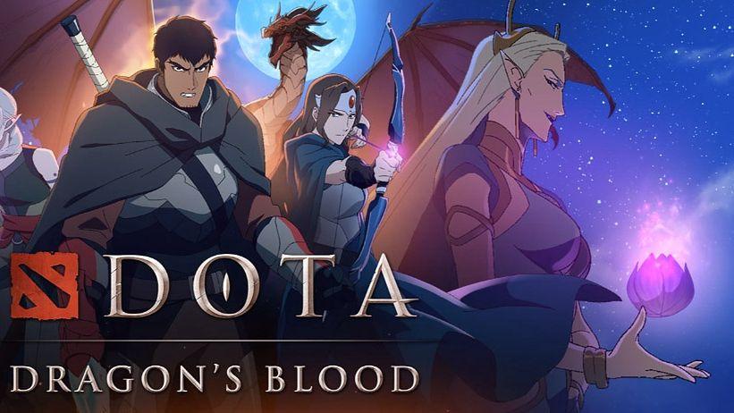 Dota: Dragon's Blood. Serial Netflixa otrzyma drugi sezon