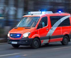 Koszmarny wypadek tuż przy polskiej granicy. 11-latkę potrącił samochód
