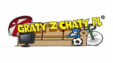 Gratyzchaty.pl — historia serwisu, w którym wszystko było za darmo - Sympatyczne logo