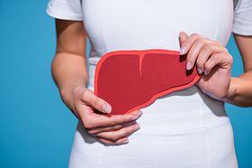 Powiększona wątroba – przyczyny, objawy, leczenie, dieta
