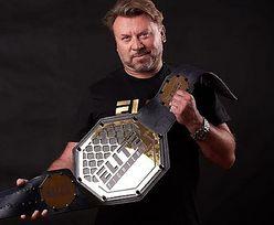 Michał Milowicz ma nową pracę. Wchodzi w branżę MMA!