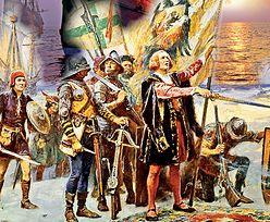 Zmieńmy książki do historii.Kolumb nie odkrył Ameryki przypadkiem