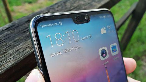 Huawei pokaże smartfon z wyjątkowym podejściem do montowania przedniej kamerki