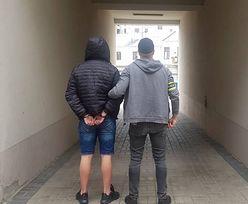 Łódź. Młodzi Polacy w nocy zaatakowali Białorusina. Grozi im 10 lat więzienia