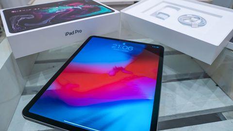 Niektóre iPady Pro są od nowości wygięte. Apple uważa, że to dopuszczalne. Eee...