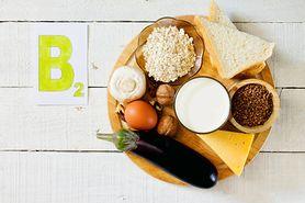 Witamina B2 (ryboflawina) - rola, niedobór i nadmiar, źródła ryboflawiny w diecie