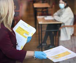 Tematy maturalne wyciekły przed egzaminem? Oświadczenie CKE