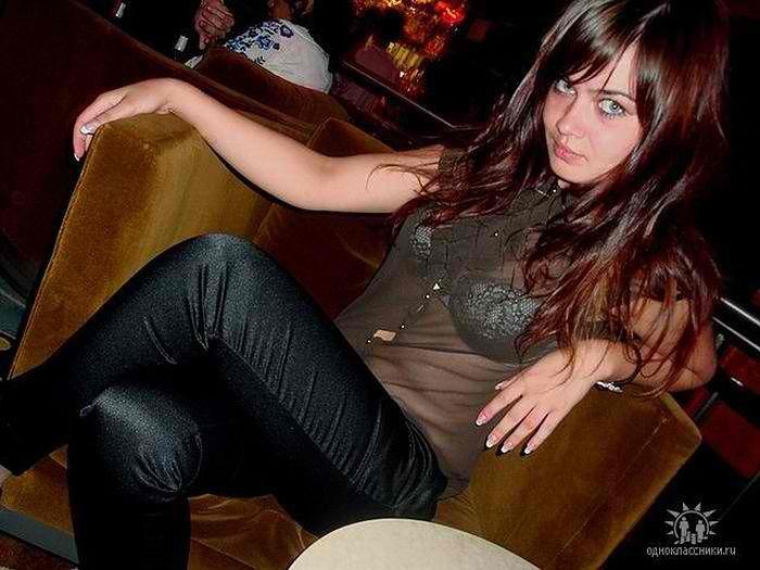 Kristina Sweczinskaja — była cyberzłodziejka z dużym stężeniem seksapilu