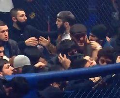 Co tam się działo! Potężna awantura na gali MMA