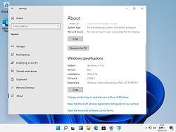 Windows 11: wyciekły zrzuty ekranu pokazujące zmiany w systemie