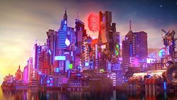 Cyberpunk 2077 w Minecrafcie? Proszę bardzo. Oczywiście z RTX-em