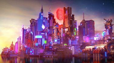 Cyberpunk 2077 w Minecrafcie? Proszę bardzo. Oczywiście z RTX-em - Elysium Fire - Cyberpunk Project