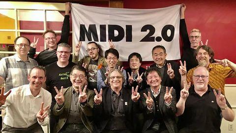 MIDI 2.0 - nowy format po 37 latach. Ogromna zmiana w technologii muzyki