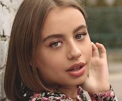 Oliwia Bieniuk w kampanii reklamowej. Została ambasadorką znanej marki