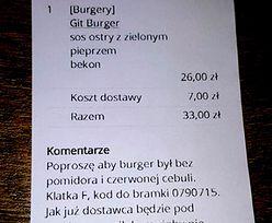 Zobacz komentarz na paragonie. To zdjęcie podbija polskiego Facebooka