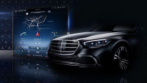 Mercedesy dostaną wyświetlacze head-up z rozszerzoną rzeczywistością