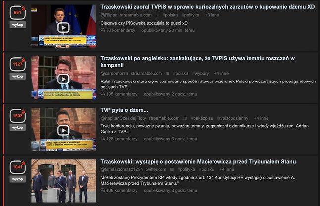 Trzaskowski, nowy bohater narodowy...