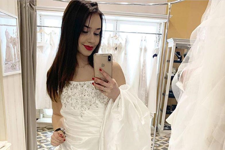 Piotr Żyła weźmie niedługo ślub? Jego zmysłowa dziewczyna przymierza białą suknię