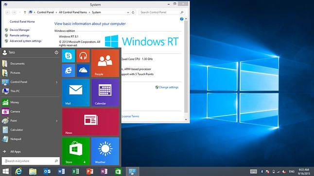 Użytkownicy Windows RT zamiast obiecanej aktualizacji do Win10 dostali jedynie lichą protezę.
