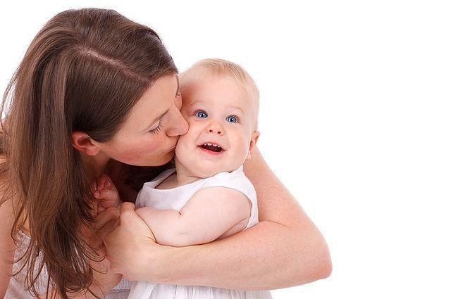 Miłość do dziecka jest prawdziwa